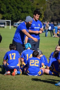 Juniors are calling for more Coaches