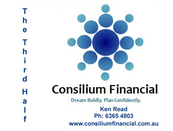 The Third Half is proudly sponsored by Consilium Finance.