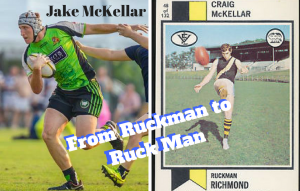 From Ruckman to Ruck Man