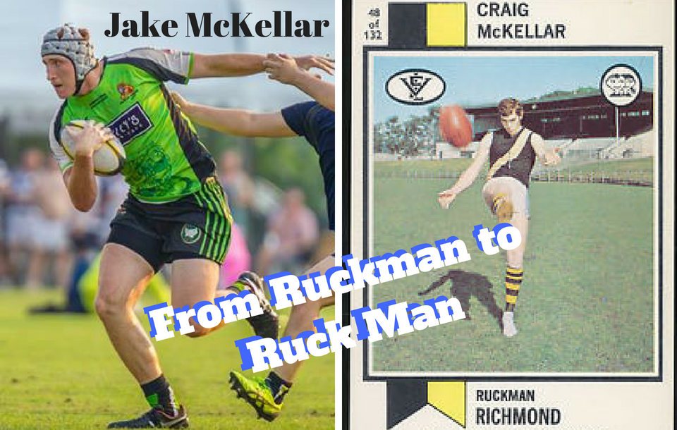 Round 7 Review: Bad luck Lucky, the belt buckle and the Aussie Rules Ruckman