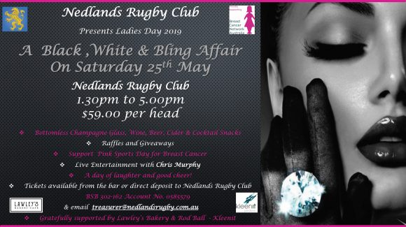 Ladies Day – 25th of May