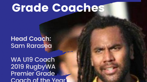 2021 Nedlands Rugby Premier Grade Coaches Announcement